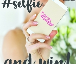 #Selfie and Win!